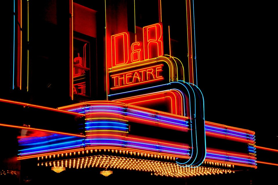 D & R Theatre image by Darrell Westmorland