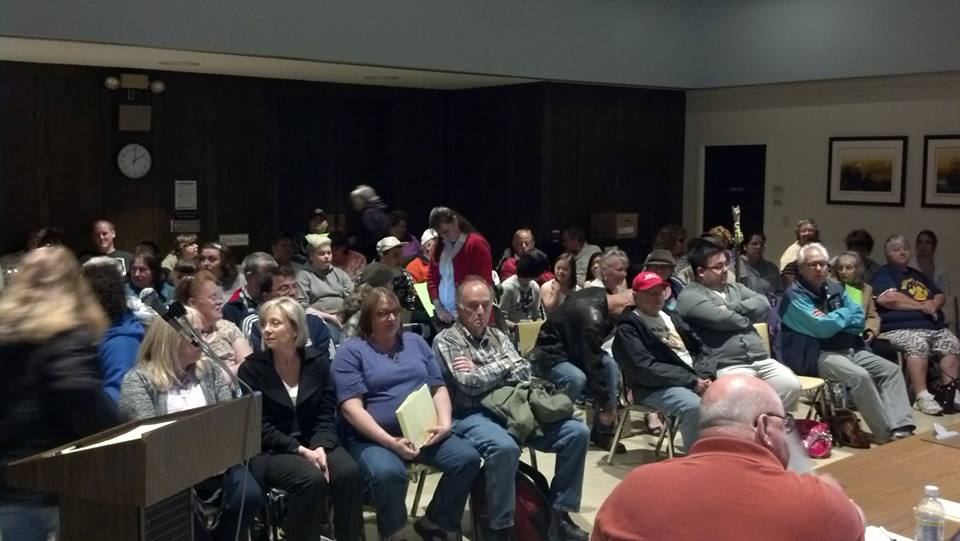 Grays Harbor Transit Public Meeting Saw Standing Room Only Crowd Kxro Newsradio
