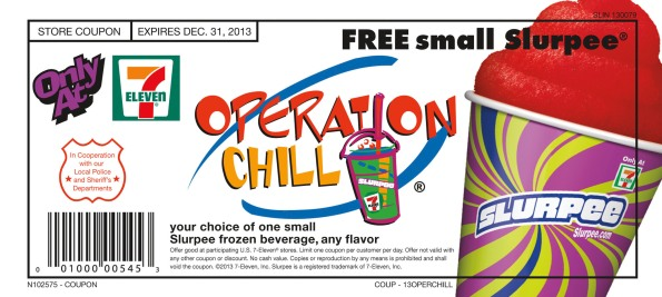 7-ELEVEN, INC. OPERATION CHILL