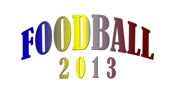 Foodball 2013