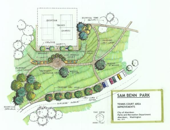 Sam Benn Park