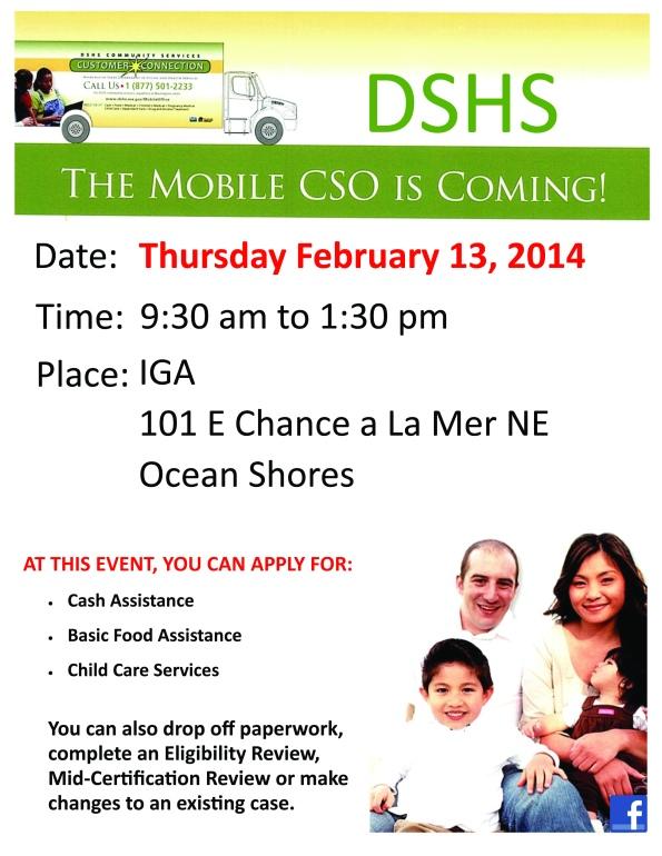 DSHS Ocean Shores