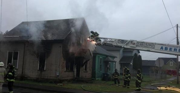First Street Fire
